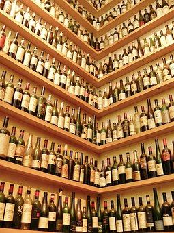 Wine Bottles, Wine Rack, Wine Bottle Range, Bottles