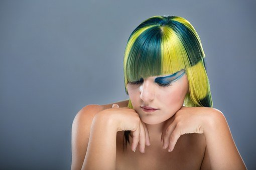 Colors, Hairdresser, Cutting, Colorimetry, Courses