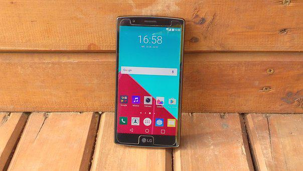 Lg, Smartphone, G4, Android, You, Device, Screen