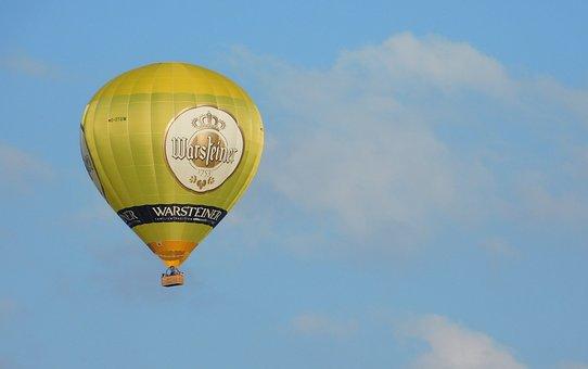 Balloon, Sky, Hot Air Balloon, Float, Blue, Fly Balloon