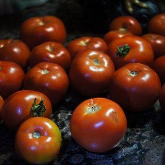 Tomato, Farmer's Market, Fresh, Food, Healthy, Organic