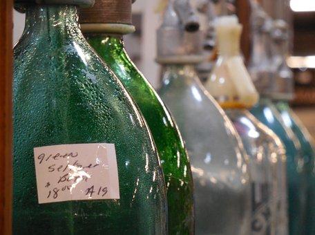 Glass, Bottle, Drink, Beverage, Alcohol, Liquid, Wine