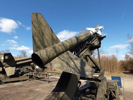 Air Rocket, Launcher, Hercules, Museum, Military