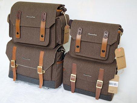 Bag, Papas Pocket, Postman, Fashion, Male