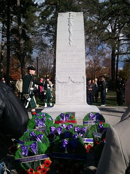 Cenotaph, Remembrance, Memorial, Monument, Canadian