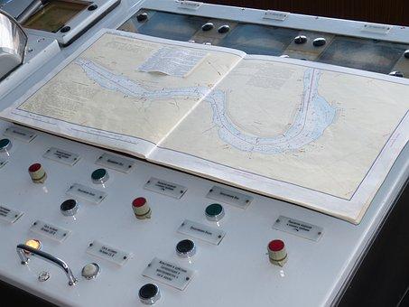 Navigation, Lake Ladoga, Russia, Cruise, Cruise Ship