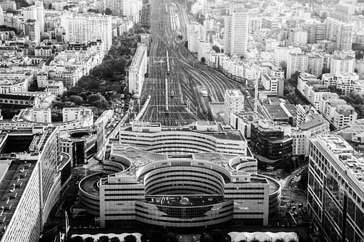 View, Paris, France, Distant View, Viewpoint, Vision