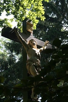Ascension, Remembrance Day, Jesus, Cross, Wooden Cross