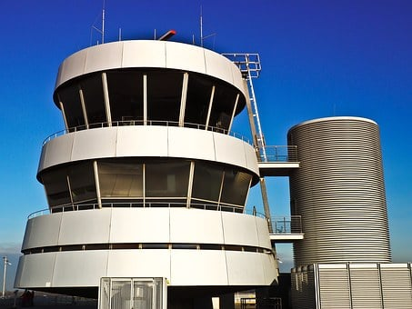 Tower, Air Traffic Control, Flight Control, Security