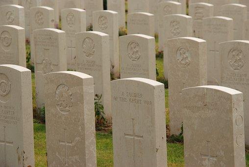 Belgium, Tyne Cot, First World War, War, Cemetery