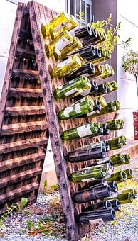 Wine, Bottle, Shelf, Wine Rack, Red Wine, White Wine