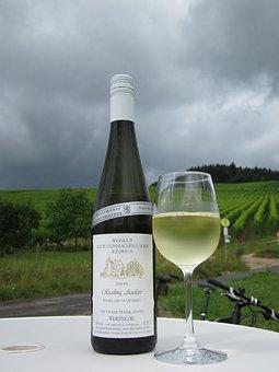 Wine, Winery, Vineyard, White, Bottle