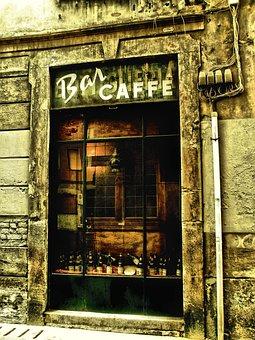 Bar, Wines, Bottle Of Wine, Local Hard Drive, Milan