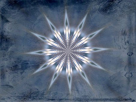 Kaleidoscope, Default, Mandala, Abstract, Texture