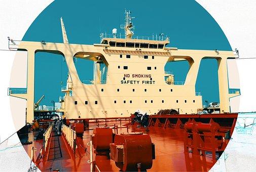 Vloc, Big Ship, Accommodation, Deck House