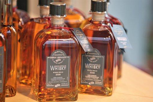 Whiskey, Alcohol, Brandy, Drink, Whisky, Alcoholic