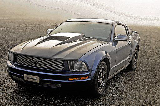 Mustang, Car, Ford, Auto, Vehicle, Automotive, Motor