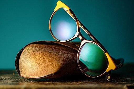 Thinking, Eyeglasses, Glasses, Eyewear, Optical, Case