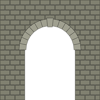 Goal, Arch, Input, Archway, Portal, Architecture