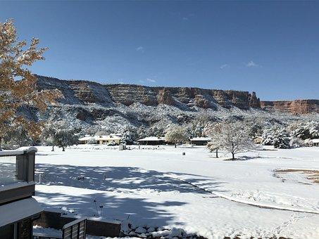 Colorado, National, Monument, Tiara, Rado, Golf, Course