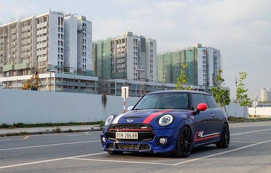 Car, Mini Cooper, Gp