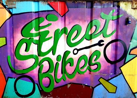 Street Art, Graffiti, Wall, Urban, Street, Mural, Spray