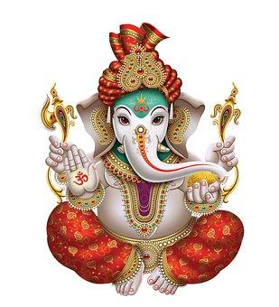 Ganesh, God, Hindu, Deity, God Of Beginnings