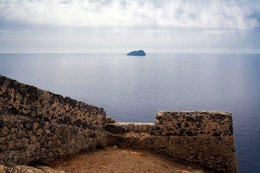 Greece, Crete, Meditation, Calm, Landscape, Nature