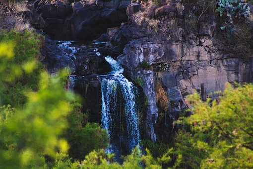 Nature, Waterfall, River, Water, Stream, Waterfalls