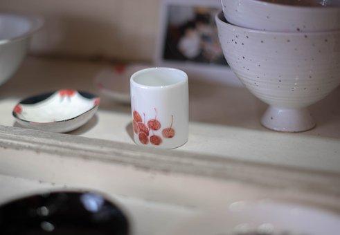 Ceramic, Pottery, Handmade, Cup, Mug