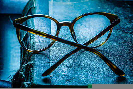 Eyeglasses, Torah, Book, Jewish, Religious, Hebrew, Old