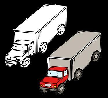 Truck, Transportation, Road, Street, Drive, Travel