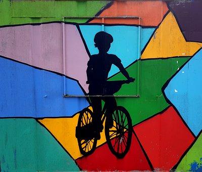 Street Art, Graffiti, Wall, Urban, Mural, Street, Spray