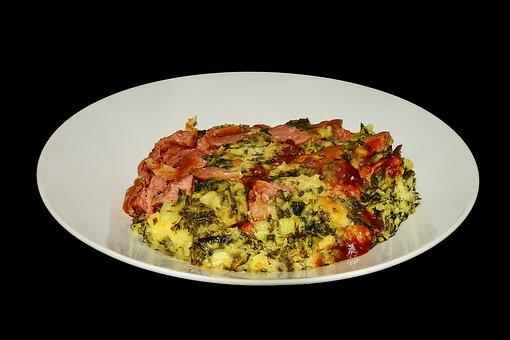 Kale, Sausage, Food, Dining, Tasty, Power Supply