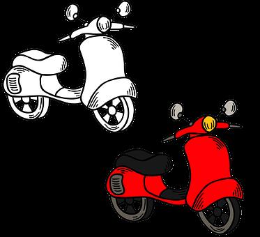 Motorbike, Transportation, Road, Street, Ride, Travel