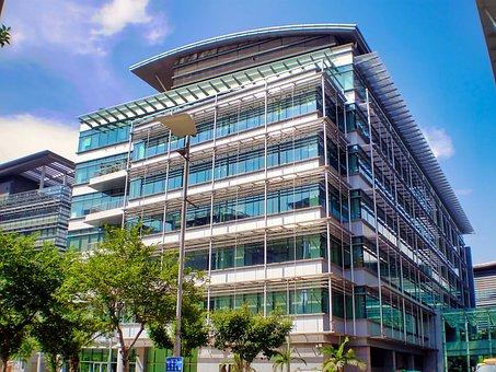 Hong Kong, Science Park, Hksp, Hkstp, Building, City
