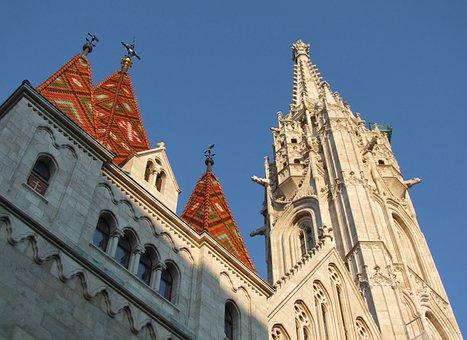 Matthias Church, Church, Castle Area, Budapest, Hungary