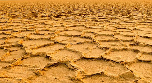 Ethiopia, Danakil Depression, Dallol, Desert, Africa
