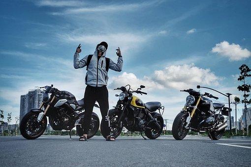 Passion, Honda, Bmw, Ducati