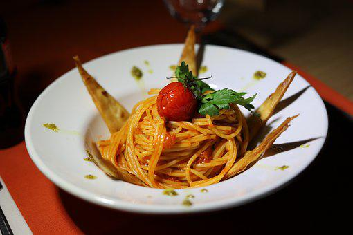 Pasta, Spaghetti, Food