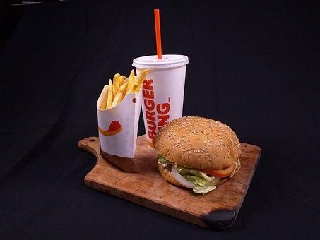 Comida, Burger King, Hamburguesa