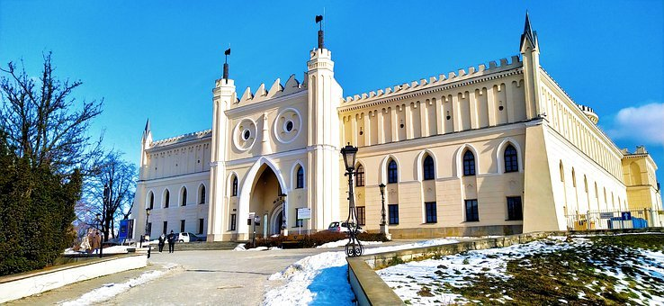 Lublin, Castle, The Old Town, Monument, Architecture