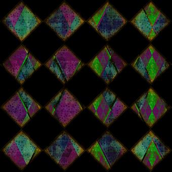 Square, Geometric, Fantasy, Magic, Magical, Mystical