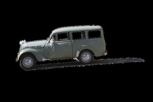 Renault, Oldtimer, Van
