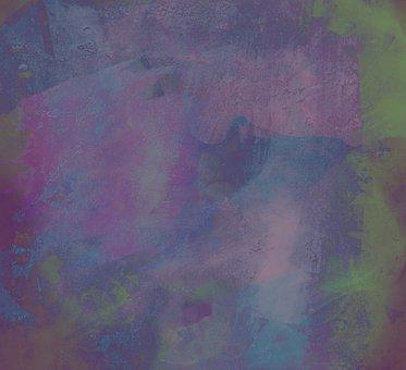 Digital Paper, Grunge, Texture, Chalk, Shabby