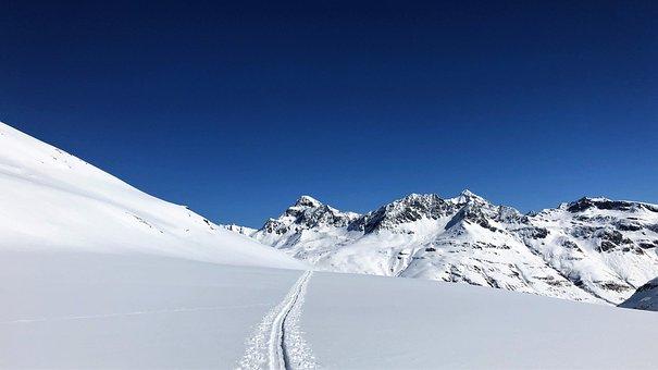 Ski Touring, Ski, Skiing, Winter Sports