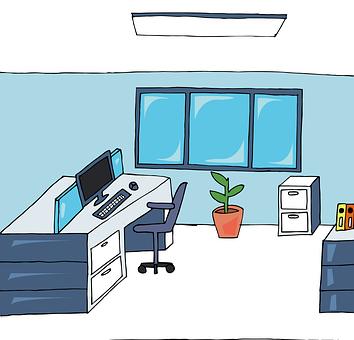 Office, Work, Desktop, Team, Business