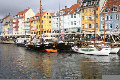 Copenhagen, Travel, Denmark, Scandinavia, Vacations