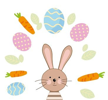 Easter, Bunny, Decoration, Hare, Easter Bunny, Rabbit