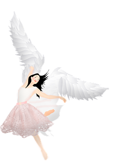 Angel, Woman, Wings, Flying Fairy, Fantasy, Flying
